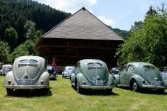 VW Bulli und VW Käfer Treffen Wolfach, ©Achim-Käflein ,Fotografie Freiburg