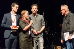 Freiburg, ZMF Gala 2018 Constantin Wecker, Cecile Verny u.a. katharine Mehrling, Enrique Ugarte©Achim-Käflein
